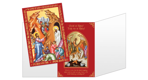 Community Cards - 2020 Easter Card Triptych